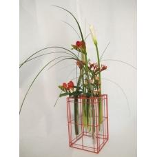Flors en gàbia